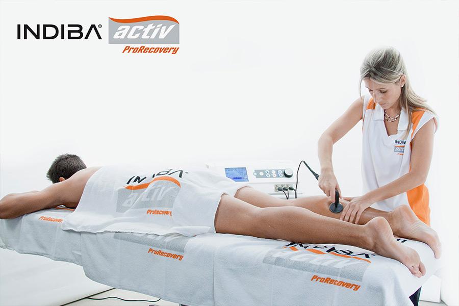 Rehabilitacja bez bólu dzięki terapii INDIBA