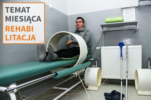 Szczerze o polskim systemie rehabilitacji