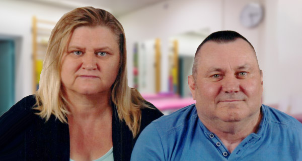 Jerzy i Katarzyna Todys